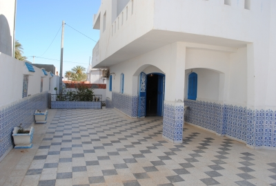 maison location saisonniere Tunisie